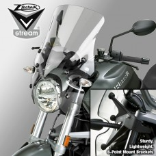 "R 1200 R 2011-2012-2013-2014 BMW pare brise ou bulle VSTREAM ""medium touring"" Z2442"