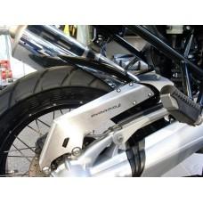 R1200GS 2004-2012 BMW Garde boue arrière en noir  ..