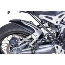 R NINE T BMW garde boue arrière en noir mat