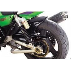 ZRX 1100 Kawasaki garde boue arrière en noir