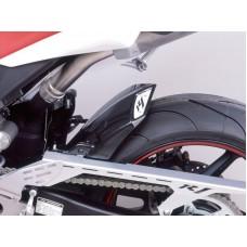 YZF R1 2007-2008 Yamaha garde boue arrière en noir