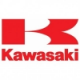 Kawasaki bequille centrale