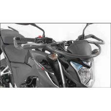 CB 500 F 2013 - 2015 HONDA protection avant et guidon auto - moto école noir