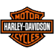 HARLEY DAVIDSON supports top-case ou porte-bagage et porte-paquets