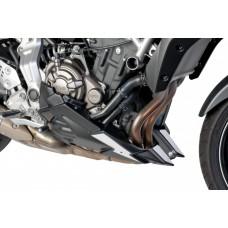 MT 07 + Tracer Yamaha : Sabot moteur yamaha