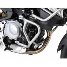 F 850 GS 2018- BMW pare carter (bas) en inox de Hepco&Becker