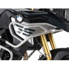F 850 GS 2018- BMW protection reservoir en inox de Hepco&Becker