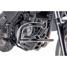 G 650 GS BMW pare-carter cylindre en noir