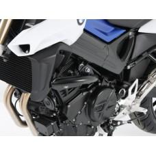 F 800 R 2015 - BMW pare carter-pare cylindres en noir