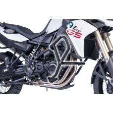 F 700 GS -F 800 GS 2008- 2017 BMW pare carter en noir