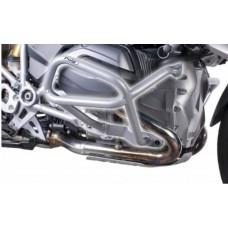 R 1200 GS LC 2014-2015-2016-2017-2018 BMW Pare carters et cylindres en ARGENT