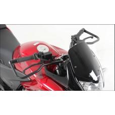 CBF 125 HONDA : Protection moto ecole avant-guidon fourche