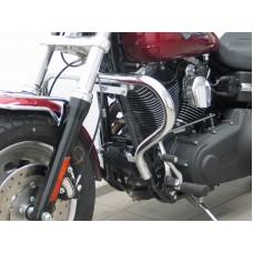 Dyna Low Rider, (FXDL) 2015- Harley davidson pare cylindres-carter en chrom