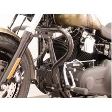 Dyna Low Rider, (FXDL) 2015- Harley davidson pare cylindres-carter en noir
