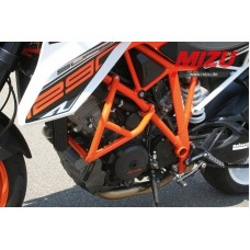 1290 Superduke 2014- KTM pare carter en orange