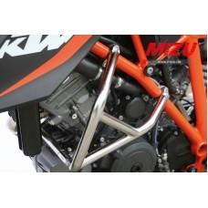 1290 Superduke  2014- KTM pare carter en INOX