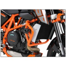 690 Duke KTM Pare carter 2012-2015 en orange