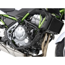 Z 650 2017-2018-2019-2020 Kawasaki pare carter noir