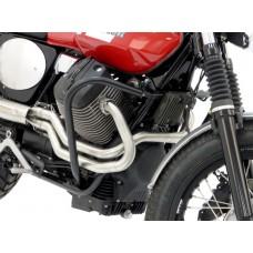 V 7 II Stornello / Scrambler 2015- Moto Guzzi pare carter-pare cylindres en noir