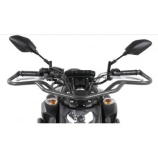 MT 07 2014-2015-2016-2017 Yamaha Kit protection moto ecole avant - guidon