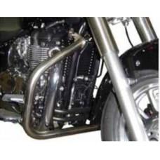 Bonneville Speedmaster 2008- / America 2007-  Triumph  pare carter-cylindres en INOX