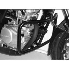 CBF 125 2009- Honda pare-carter en noir