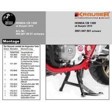 CB 1300 2010> Honda bequille centrale Hepco becker