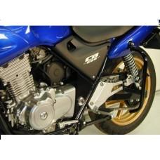 CB 500 N 1993- HONDA; kit protection auto-moto école arrière