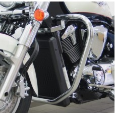 C 1800 R Suzuki pare carter-cylindres protection en chrome