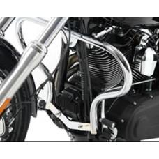 Dyna Wide Glyde  Harley Davidson  pare carter-cylindres