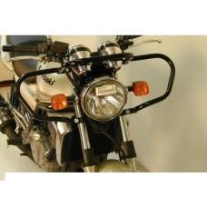 ER-5 2001> Kawasaki  kit protection moto avant - guidon moto ecole