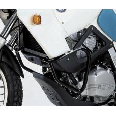 F 650 / ST 1997> BMW pare carter en noir