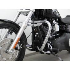 Fat Bob FXDF Harley Davidson pare carter-cylindres