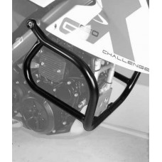 G 650 X Country / Challenge BMW pare carter-pare cylindre en noir