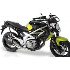 SFV 650 Gladius Suzuki kit protection moto ecole