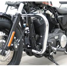 Sportster 48 Nightster Roadster Harley Davidson Pare carter-cylindres