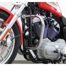 Sportster Evo 2004 Harley Davidson 38 mm pare cylindres-carter
