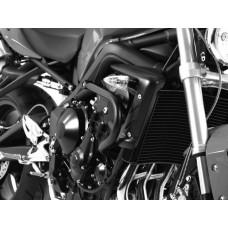 Street Triple 675 2013- Triumph pare carter-cylindres.en noir