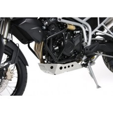 Tiger 800 / XC avant 2015 Sabot moteur triumph aluminium
