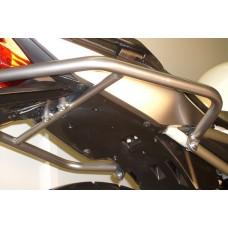 XJ 6 Diversion 2009> Yamaha kit des 2 protections auto-moto ecole arrière