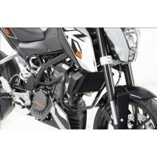 200 Duke KTM Pare carter noir