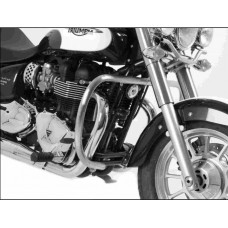 Bonneville America / Speedmaster 2011 > Triumph pare carters-cylindres Hepco becker