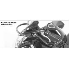 ER-6 N 2012 - Kawasaki protection guidon moto ecole