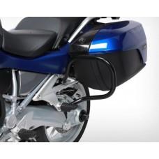 R 1200 RT LC 2014-BMW Protections valises en noir (paire)