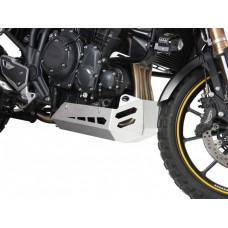 Tiger 1200 Explorer 2016-  sabot moteur aluminium