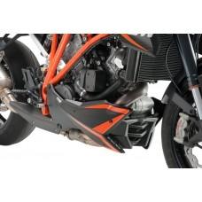 1290 Superduke / R 2014-/ Superduke GT 2016- KTM sabot moteur en noir mat