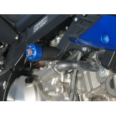 DL 1000 V-Strom 2002-2007 Suzuki : paire de Tampons de protection carter moto Suzuki