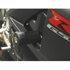 GSX-R 1000 2007-2008 2 x tampons de protection carter moto Suzuki