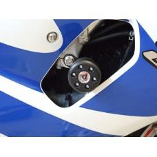 GSX-R 600 2001-2003  Suzuki paire de Tampons de protection carter moto