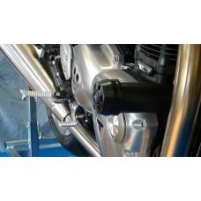Bonneville 1200 T120 2016- 2 Tampons de protection carter Moto Triumph